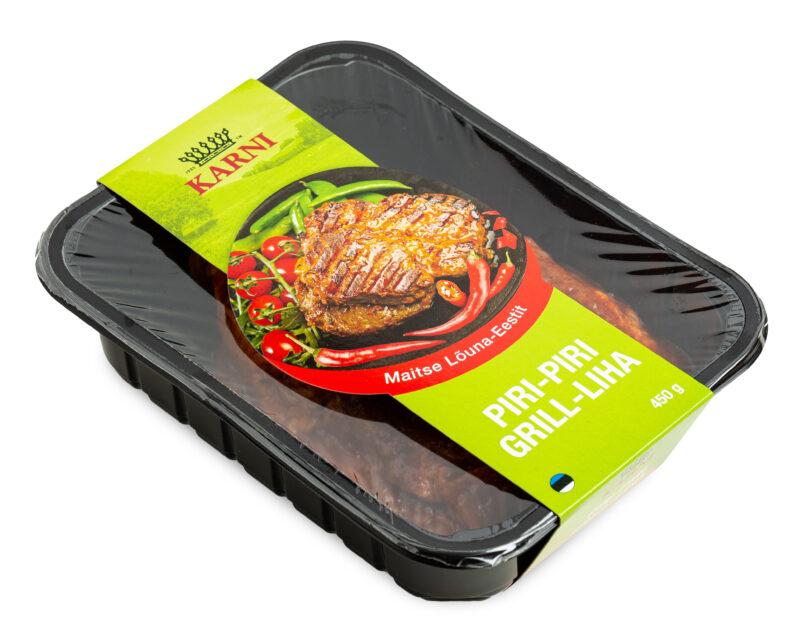 Piri-piri grill-liha