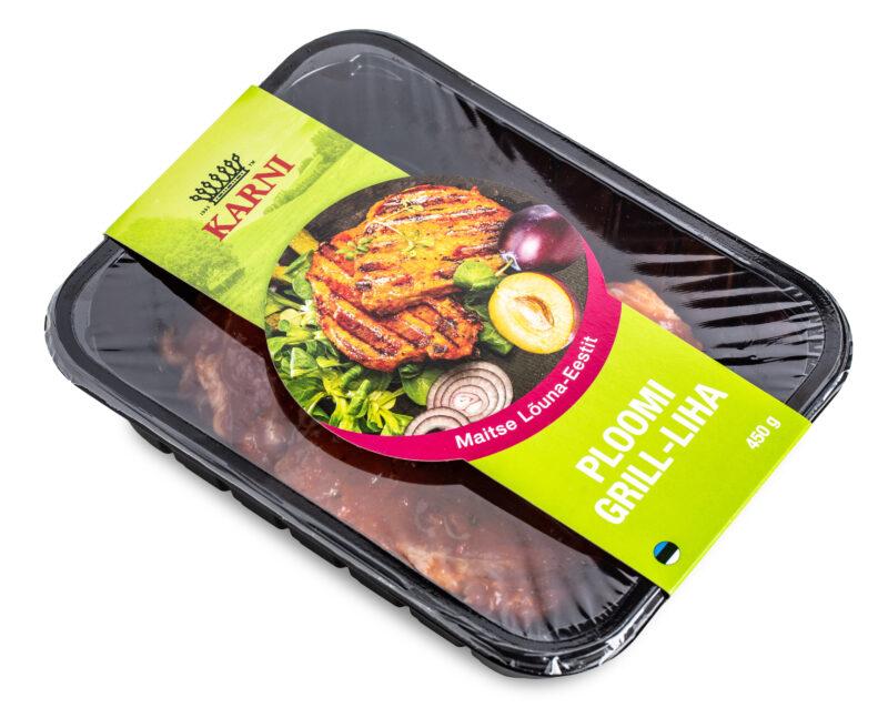 Ploomi grill-liha
