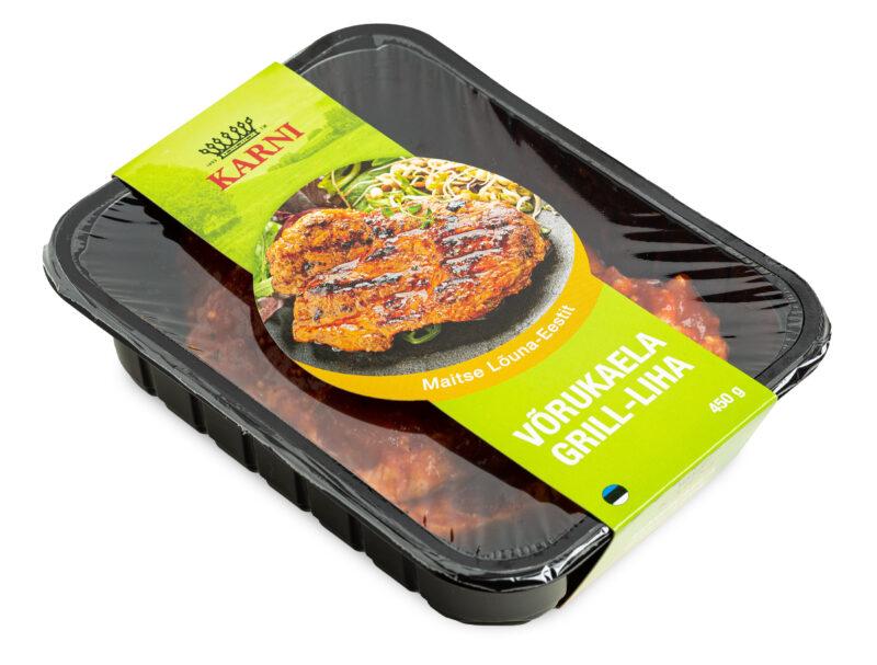 Võrukaela grill-liha