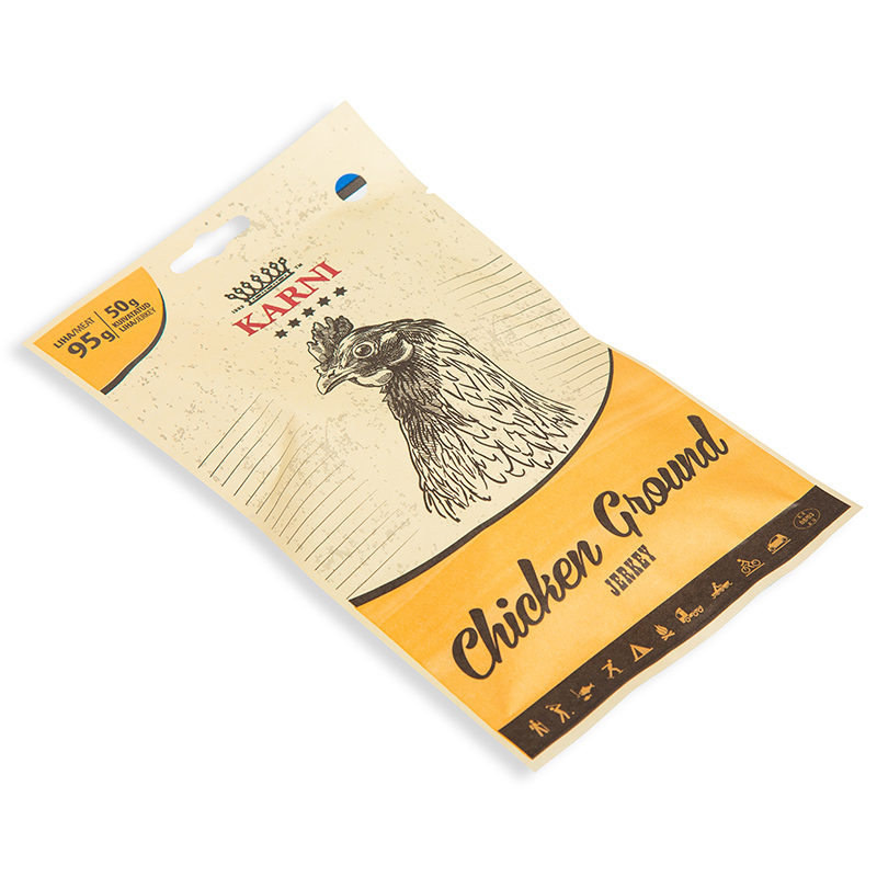Chicken Ground Jerkey