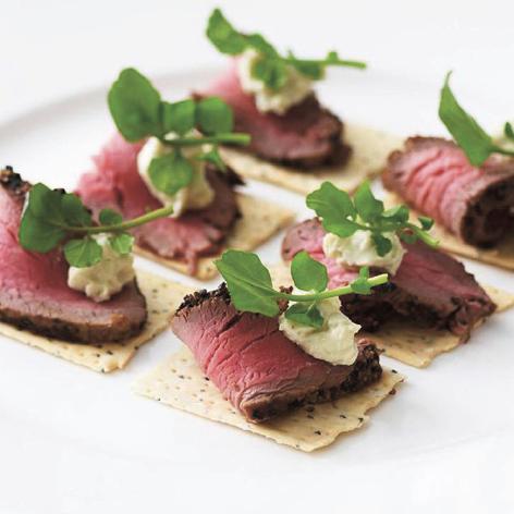 Eesti Rohumaaveise steik särab kodusel peolaual suupistena